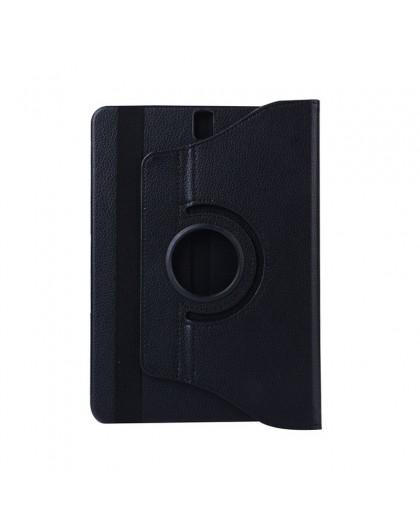 Schwarz 360 Schwenkbare Tablet-Hülle Für Samsung Galaxy Tab S3 9.7