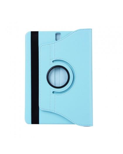 Lichtblauw 360 Draaibare Tablethoes Voor Samsung Galaxy Tab S3 9.7