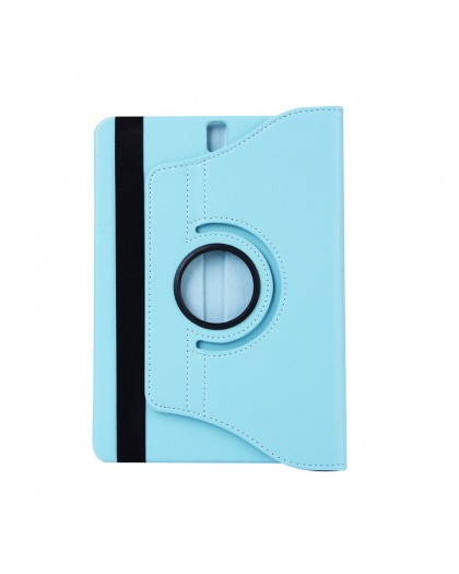 Light Blue 360 Rotating Tablet Case For Samsung Galaxy Tab S3 9.7