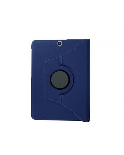 Blauw 360 Draaibare Tablethoes Voor Samsung Galaxy Tab S2 8.0