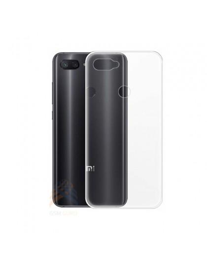 Transparant TPU Hoesje Xiaomi Mi 8 Lite
