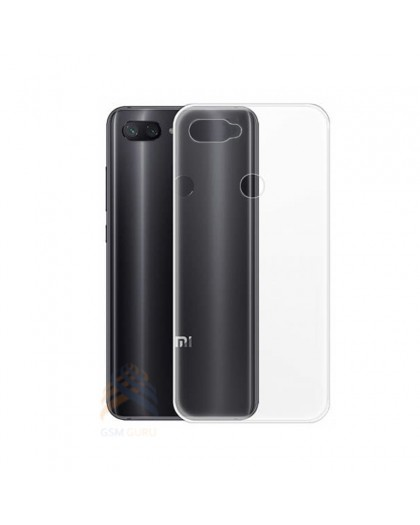 Transparent TPU Case Xiaomi Mi 8 Lite
