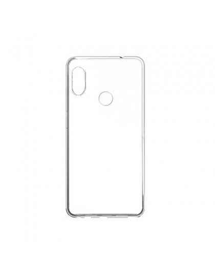 Transparent TPU Case Xiaomi Redmi Note 6 Pro