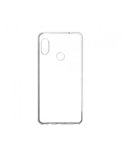 Transparente TPU Hülle Xiaomi Redmi Note 6 Pro