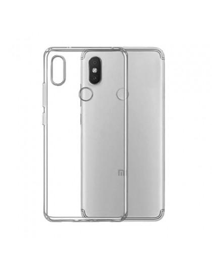 Transparant TPU Hoesje Xiaomi Redmi S2