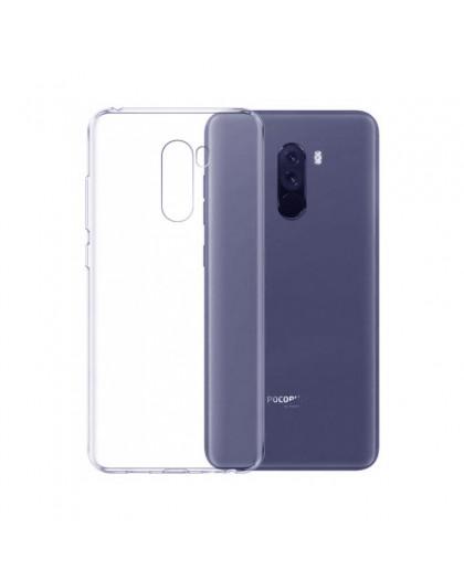 Transparente TPU Hülle Xiaomi Pocophone F1