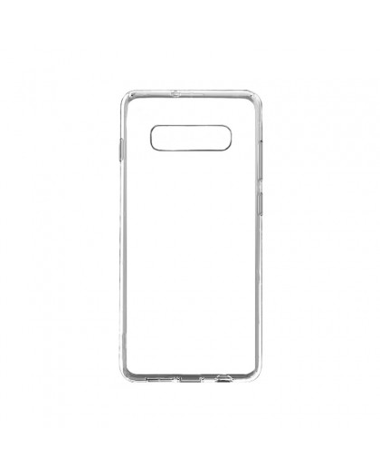 Transparant TPU Hoesje Samsung Galaxy S10