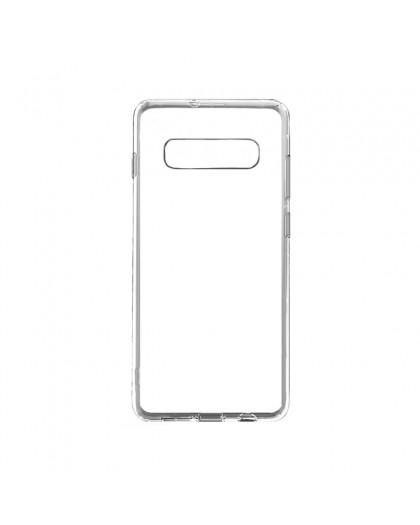 Transparente TPU Hülle Samsung Galaxy S10 Plus
