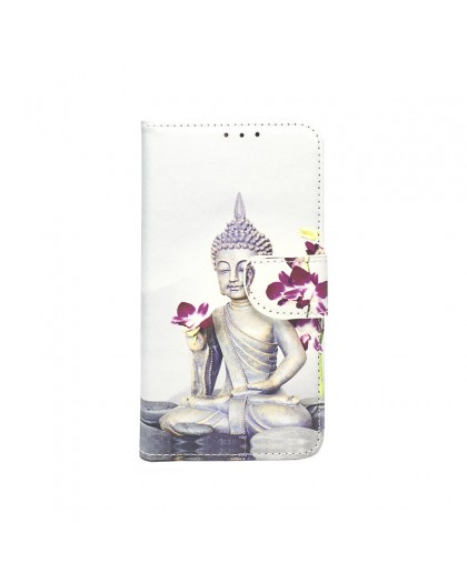 Buddha Book Case For Huawei P20 Lite