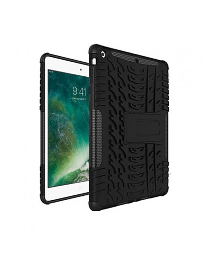 "Robuuste Armor Band Style Hybrid Case iPad 9.7"" (2018 / 2017)"