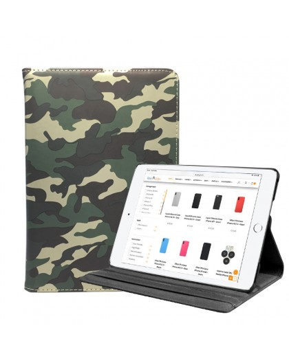 Camouflage 360 Draaibaar Tablethoes iPad Mini 4
