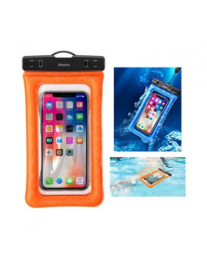 Baseus Waterproof Luchtkussen / Touch Screen Hoes Universeel