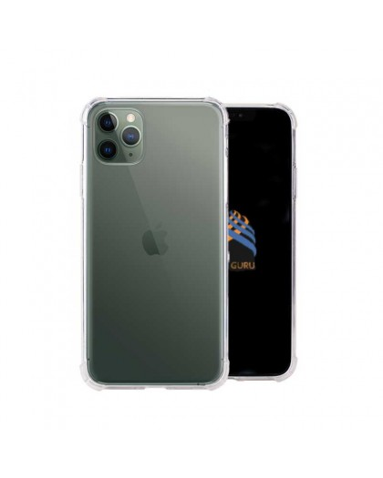 Anti Shock Case Transparent für iPhone 11 Pro Max