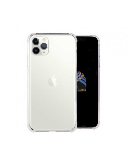 Anti Shock Case Transparent For iPhone 11 Pro