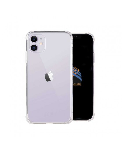 Anti Shock Hoes Transparant Voor iPhone 11