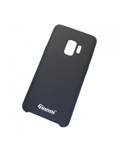 Gianni Galaxy S9 Matt Schwarz Slim TPU Hülle