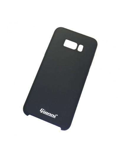 Gianni Galaxy S8 Matt Schwarz Slim TPU Hülle