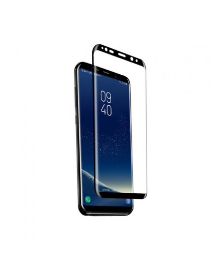5D Gehärtetes Glas Full Glue Displayschutz Samsung Galaxy S8 Plus
