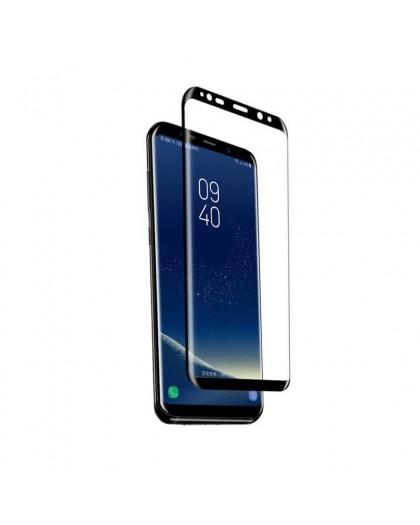 5D Gehärtetes Glas Full Glue Displayschutz Samsung Galaxy S8