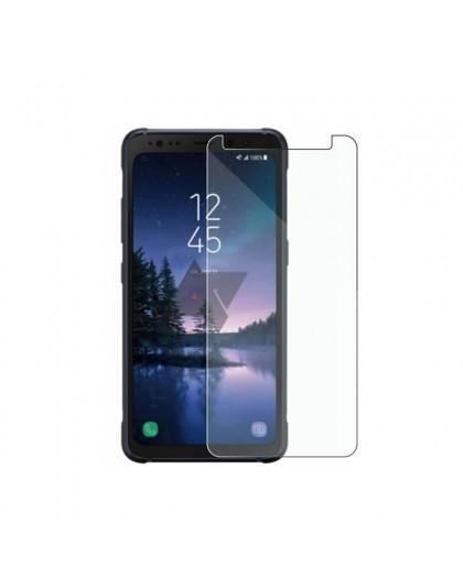 Gehärtetes Glas Displayschutz Samsung Galaxy A7 2018
