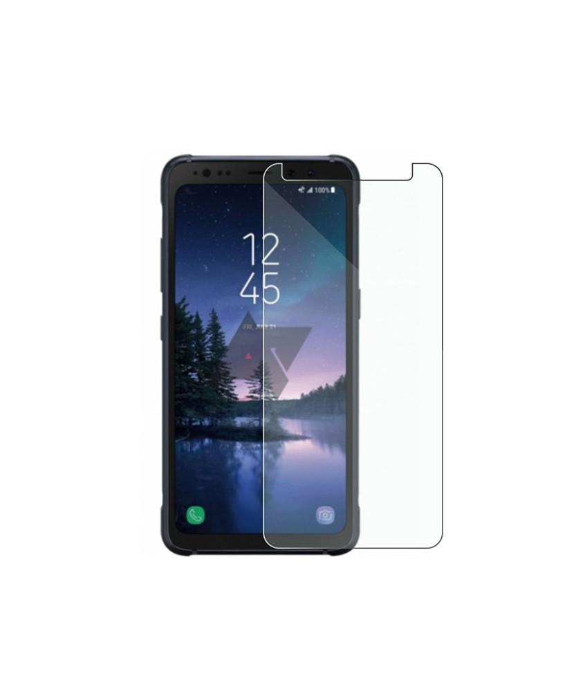 Gehard Glas Screenprotector.Gehard Glas Screenprotector Samsung Galaxy A7 2018