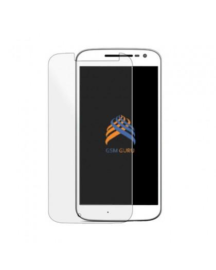 Gehärtetes Glas Displayschutz Motorola Moto G4