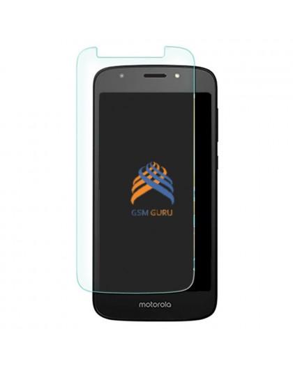 Gehärtetes Glas Displayschutz Motorola Moto E5 Play