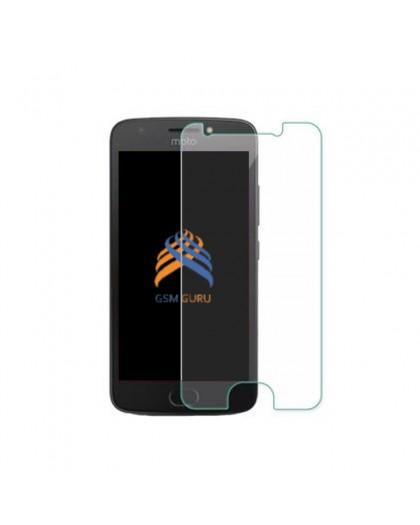 Gehärtetes Glas Displayschutz Motorola Moto E4
