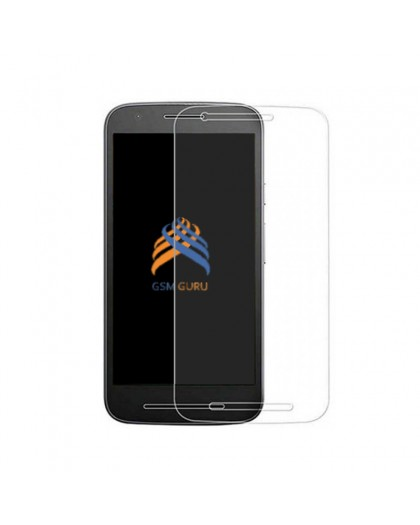 Gehärtetes Glas Displayschutz Motorola Moto E3